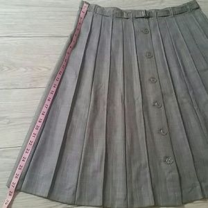 Vintage Skirts - Spängler German Brand Panel Skirt XL